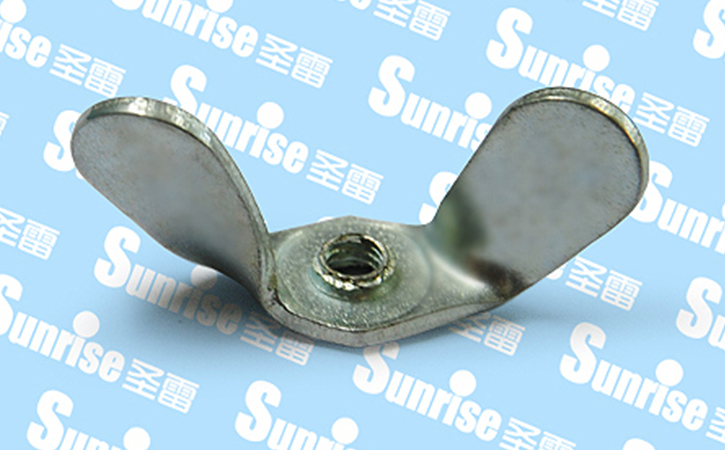 Steel Special Wing Nut