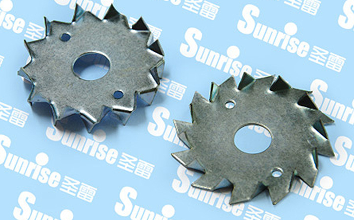 Stamped Dog Tooth Washers (Timber Connector)